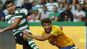 Factos e números do Sporting-Estoril