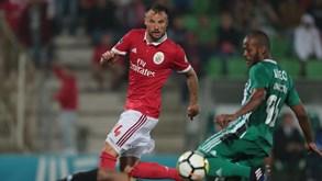 Seferovic: «Não posso marcar em todos jogos»