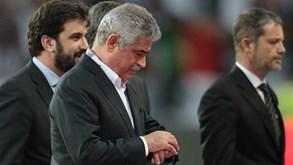 Benfica recorre do castigo a Luís Filipe Vieira