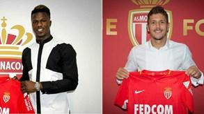 Monaco gasta 'apenas' 41 milhões nos substitutos de Mbappé