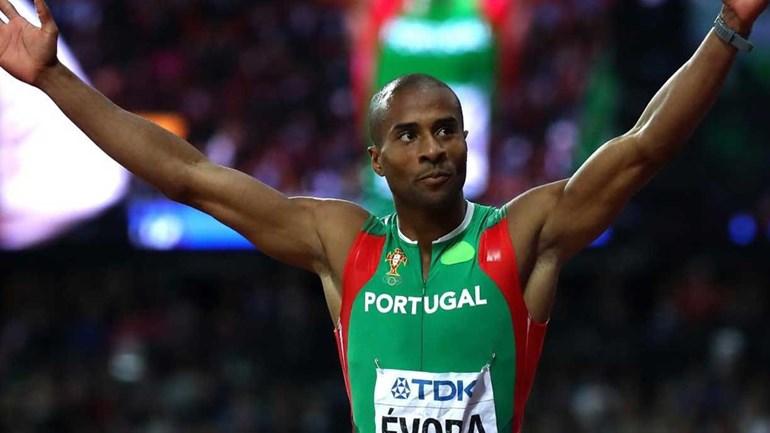 Resultado de imagem para Nelson Évora qualifica-se para a final do triplo nos Europeus de atletismo