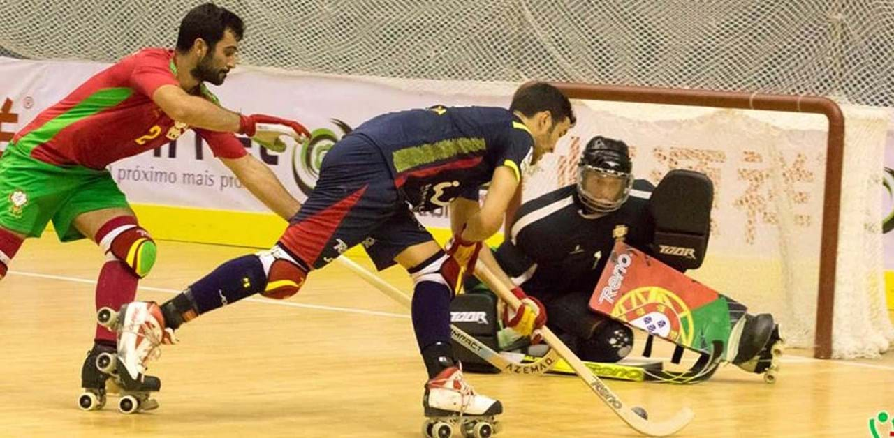 c2365575b5 Portugal perde na final  br   do Mundial de hóquei em patins ...