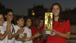 Golo na reta final dá prémio inesperado a Joana Vieira