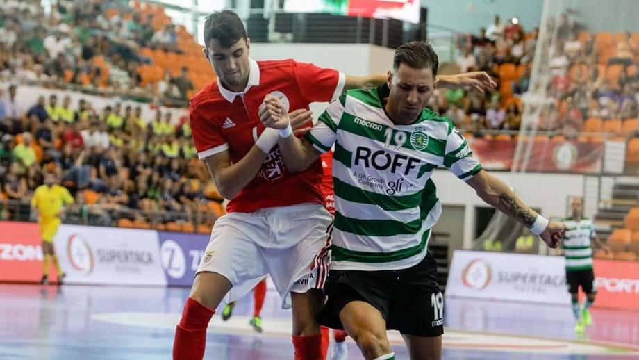 Bicampeão Sporting e rival Benfica são os favoritos a conquistar a  principal prova nacional 71fe5db107d0e