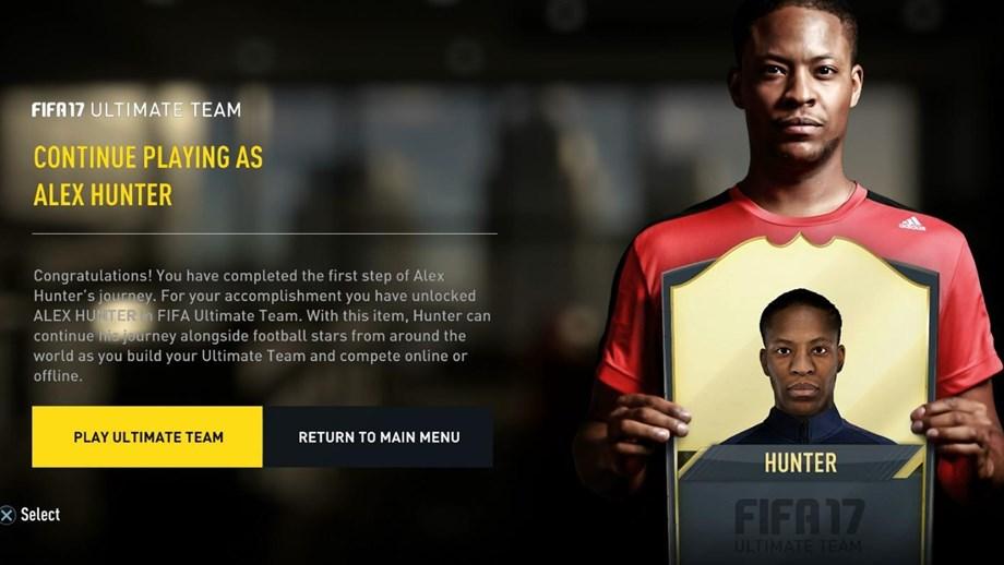 FIFA 18  A Caminhada 2 br    terá finais diferentes... - Record ... a6fbd519797df