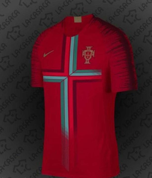 45e1f1dd46bd6a Assim se vestirá Portugal no Mundial'2018? - Fotogalerias - Jornal ...