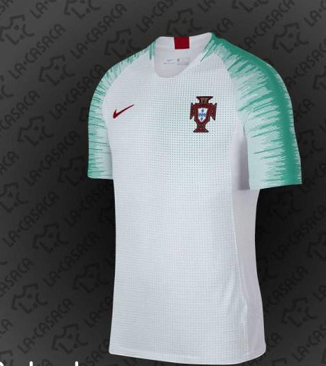 Assim se vestirá Portugal no Mundial 2018  - Fotogalerias - Jornal ... a82bbff31e45f