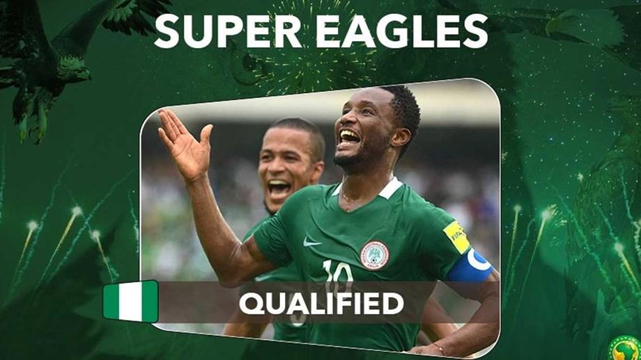 cb062725c2 Nigéria é a primeira seleção africana qualificada - Mundial 2018 ...