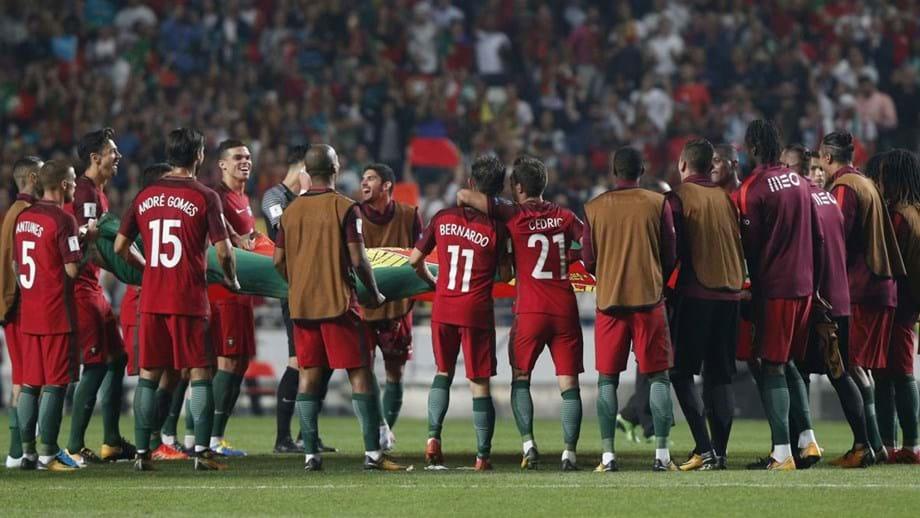 94e5c6d730 Ranking FIFA  Portugal mantém o 3.º lugar - Seleções - Jornal Record