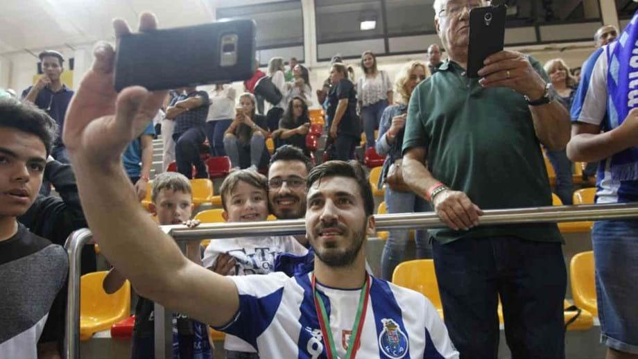c878686caf695 Rafa renova com FC Porto até 2020 - Hóquei em Patins - Jornal Record