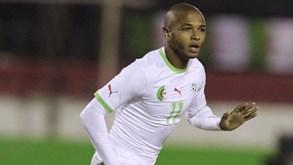 6635b5a668 Brahimi marca no empate da Argélia frente à Nigéria