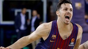 Brose Bamberg-Barcelona: Quase colados na tabela