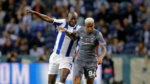 Besiktas-FC Porto: Dragões querem manter tradição