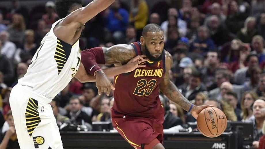 0d7debbd4894 LeBron atinge 30 pontos pela 400.ª vez mas os Cavaliers perdem de novo