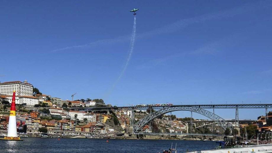 Red Bull Air Race: Porto diz estar fora para rotatividade de