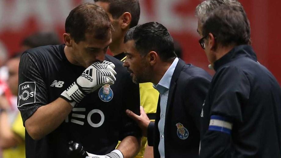 0594e714f3 Referência sarcástica do internacional espanhol do Real Madrid ao treinador  dos portistas