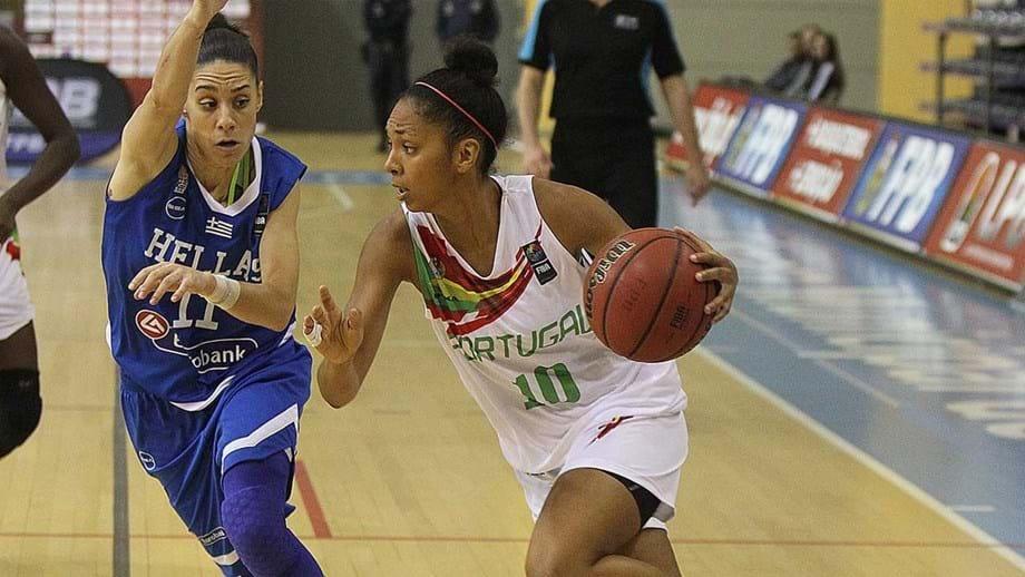 Turma helénica venceu por 66-60 em Setúbal. • Foto  FPB ... A seleção  feminina portuguesa cedeu este sábado ... a5e3458a5ac95