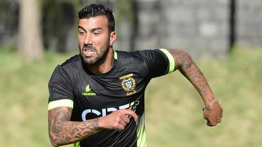 77084df638 Extremo marcou na Taça de Portugal mas trocava os golos por vitórias no  campeonato