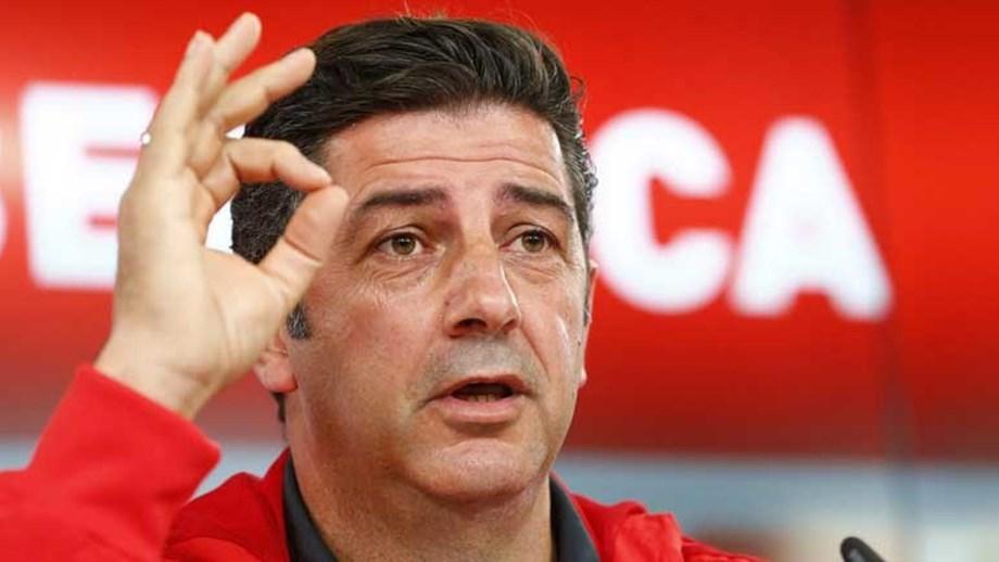 Treinador do Benfica abordou vários pontos antes do jogo com o V. Setúbal cc19f72a77545