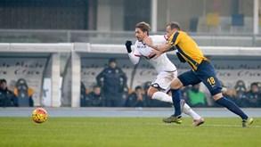 Hellas Verona-Génova: Fugir aos últimos lugares