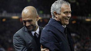 Manchester United-Manchester City: Dérbi intenso em perspetiva