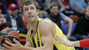 Fenerbahçe-Zalgiris Kaunas: Quem pára os turcos?