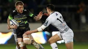Ospreys-Northam. Saints: Novo duelo na Champions Cup