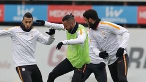 Galatasaray-Goztepespor: Duelo interessante na Turquia