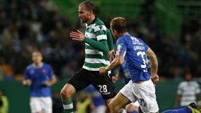 Belenenses-Sporting: Luta pela final four