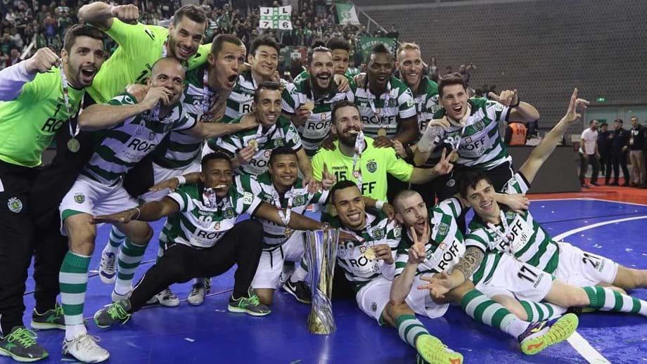 CM TV Transmite Taça da Liga - Futsal - Jornal Record 56c2393b537dc