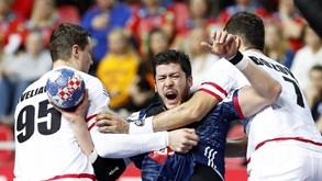 Janko Bozovic marca à França no Europeu
