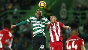 Os jogadores do Sporting um a um: Relâmpago e trovão