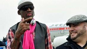 Dennis Rodman foi preso