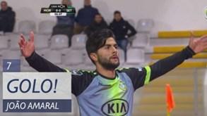 Os melhores momentos do Moreirense-V. Setúbal (2-2)