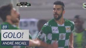 André Micael completou a recuperação dos Cónegos