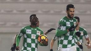 A crónica do Moreirense-V. Setúbal, 2-2: Vitória já cantava mas foi engano