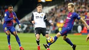 Barcelona-Valencia: Jogo grande na Taça do Rei