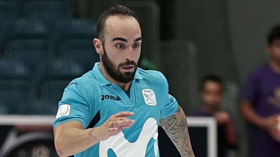 Ricardinho novamente candidato a melhor jogador do Mundo - Futsal ... 919ac0ea83756