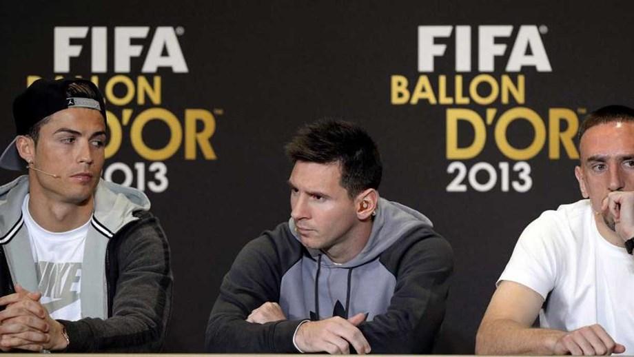Ribéry sentiu-se  roubado  com a Bola de Ouro de 2013 que foi parar ... 1a50b700bda71