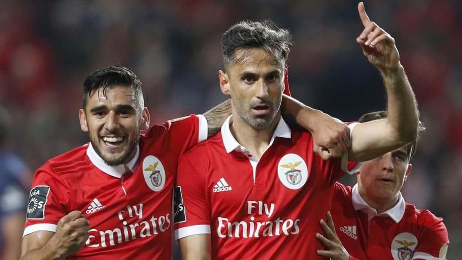 Jonas  «Benfica só não está ao nível dos maiores da Champions por ... 3482217f3b6c4