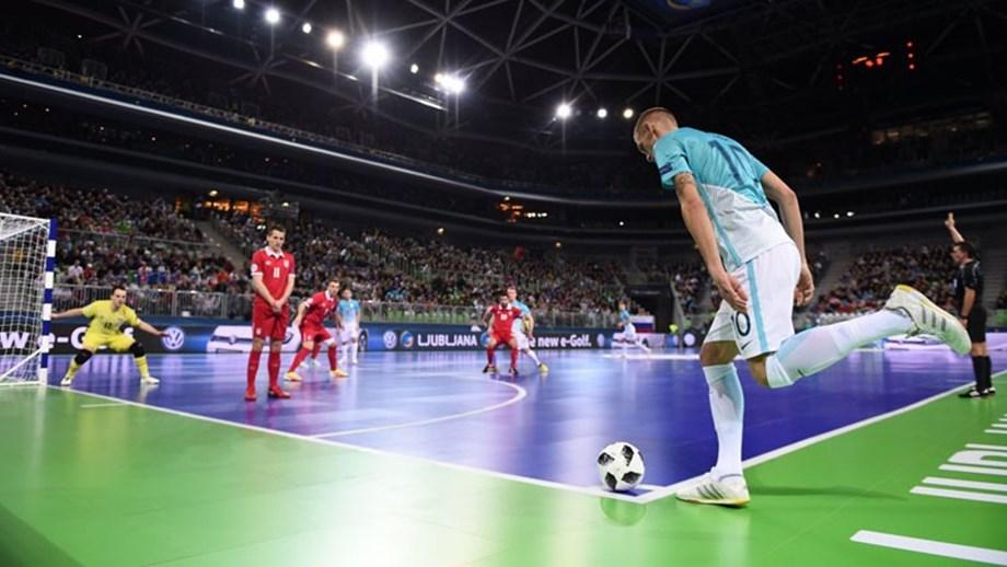 42826248c5 Anfitriã Eslovénia e Sérvia empatam no jogo de abertura - Europeu de ...
