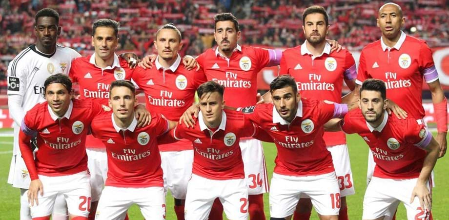Benfica supera gigantes europeus no campeonato das camisolas mais caras . e5cd3dddb20c6
