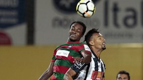 Marítimo-Portimonense: Fome de vitórias é comum aos dois