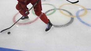 Finlândia-Alemanha: Seleções entram em ação no hóquei no gelo