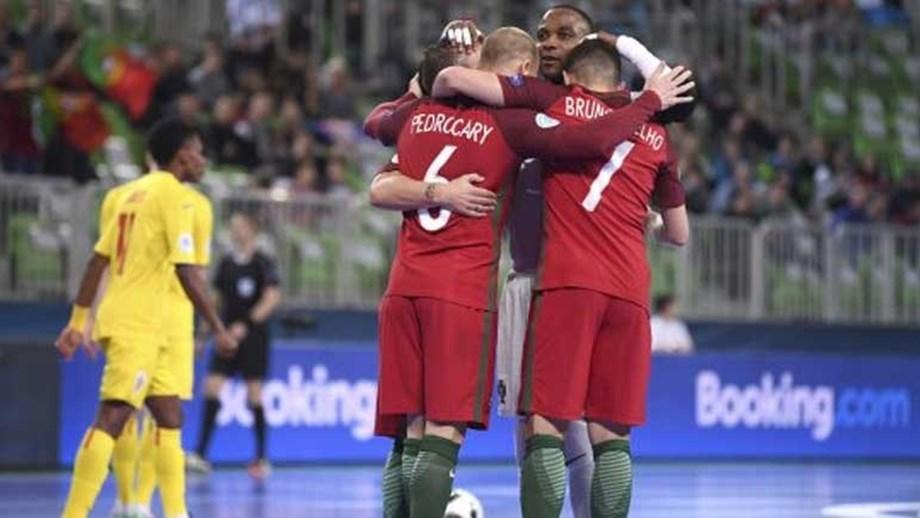 Portugal avança para os  quartos ... mesmo sem jogar - Europeu de ... 841c673eb8e95