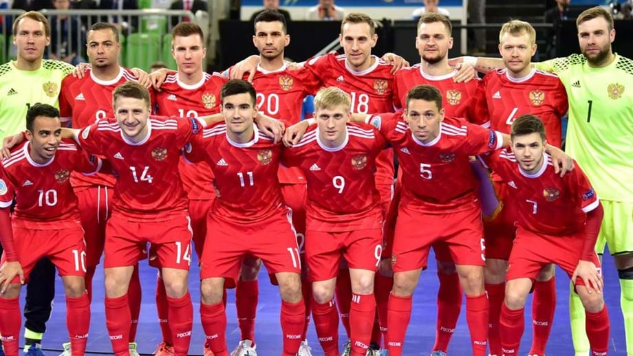 5fd4d62e49 Rússia conquista bronze ao vencer Cazaquistão por 1-0 - Europeu de ...