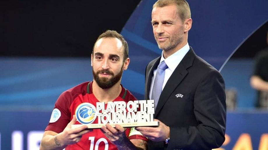 eb58a8bc49 Ricardinho  «Estou muito orgulhoso de ser português» - Europeu de ...
