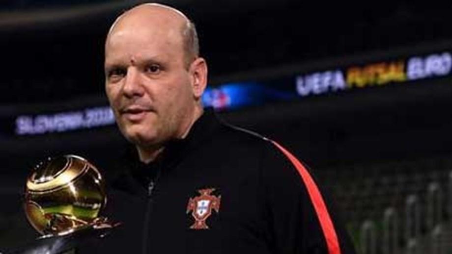 7d716df646 Chaves saúda Seleção e o ex-atleta e sócio Jorge Braz - Europeu de ...