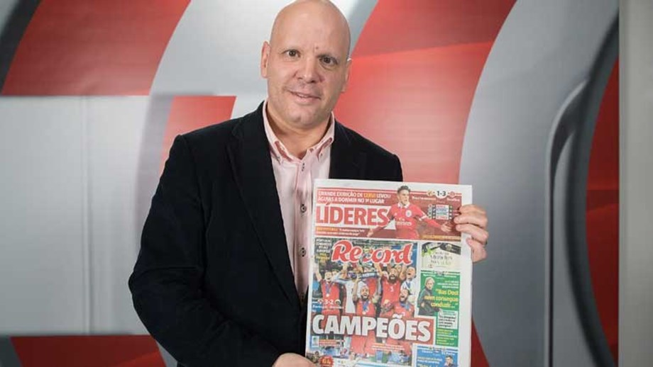 Jorge Braz  «Somos candidatos ao Mundial» - Entrevistas - Jornal Record aeb3a587a1e02
