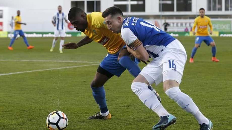 Herrera e Marcano estão em risco de exclusão para o embate com o Sporting 1063a85ba6085